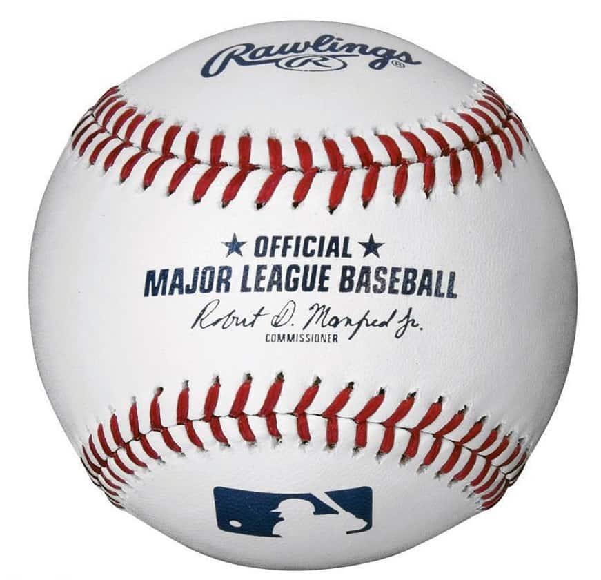 Rawlings Official MLB Game Major League Baseball Rob ...